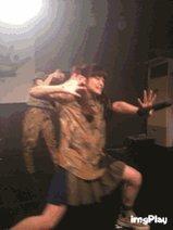 ( 'ω').oO(チッチが歌舞いていたのでGIFにしました。 #BiSH宮古 #ImgPlay https://t.co/tositjbSsV