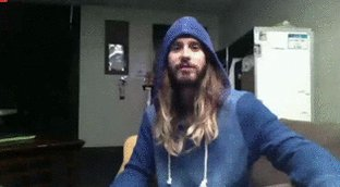 RT @VyRT: Anyone feeling chatty today? Join @JaredLeto at 12PM PT in the @30SECONDSTOMARS hub! — https://t.co/cG0sHIehPa https://t.co/jBBXV…