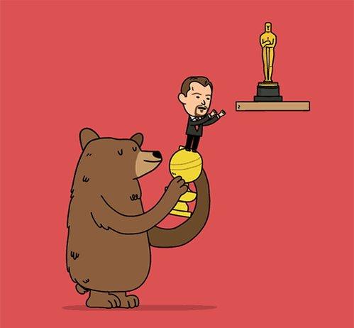 É hoje? #UnidosPorLeo #Oscars https://t.co/ptHzWA6e83