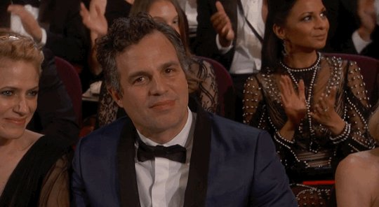 Ruffalo is gonna be okay. #Oscars https://t.co/9ObFJmJtZd