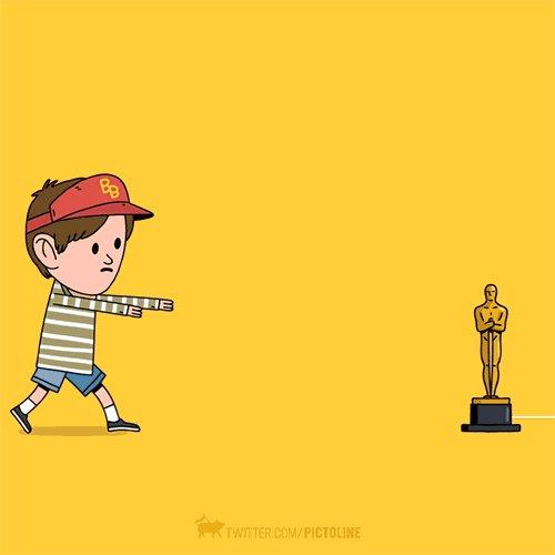 Perjuangan Leonardo DiCaprio di #Oscars https://t.co/7riKDYwBeS