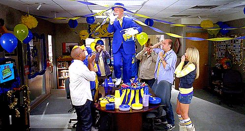 'Did you not grow up with Leap Day William?!'- Merry #LeapDay from our fav #30Rock creation #LeapDayWilliam https://t.co/Mwhk5dorvX