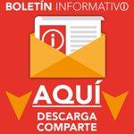 Aquí puedes #Revisar, #Descargar y #Compartir los Boletines Informativos del #PSUV>https://t.co/v0iKjTGuOL https://t.co/3gKSGo0tjA