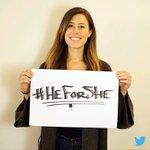 RT @TwitterWomen: We're proud to be a #HeForShe Corporate IMPACT Champion. Make a commitment today #IWD2016  https://t.co/fBcrATSBFm https:…