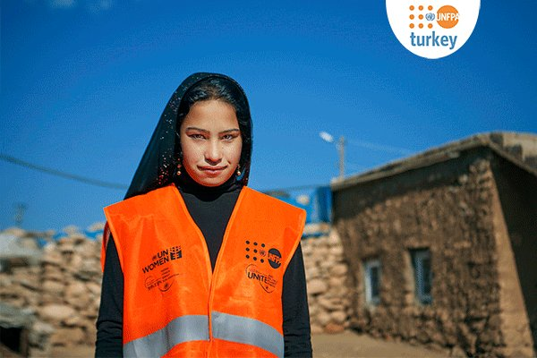 Every young woman should be able to grow up to become whatever she chooses. RT if you agree! #IWD2016 @UNFPATurkey https://t.co/4RQMtnEzsG