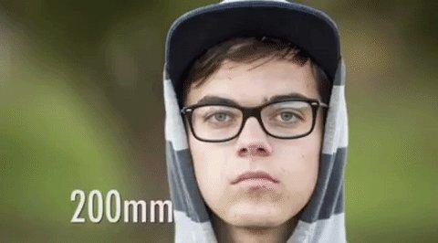 How Focal Length Affect Head Shots via @4KShooters ( via @TvSupercinema & Sourabh Paul ) #photography #portrait https://t.co/mZvA13Zwzc