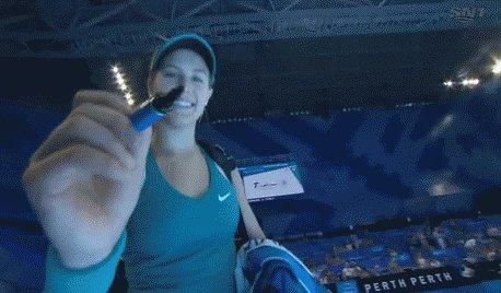 Your 2016 #WTA match wins leader (15): https://t.co/Yajcb0mG0Z