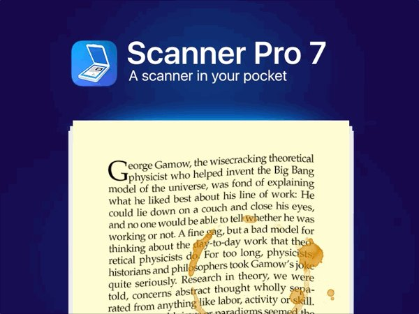 Announcing Scanner Pro 7! RT To win 15 promo codes when it's out :) https://t.co/Q2xn1rEadA https://t.co/oOSVBfiPl7