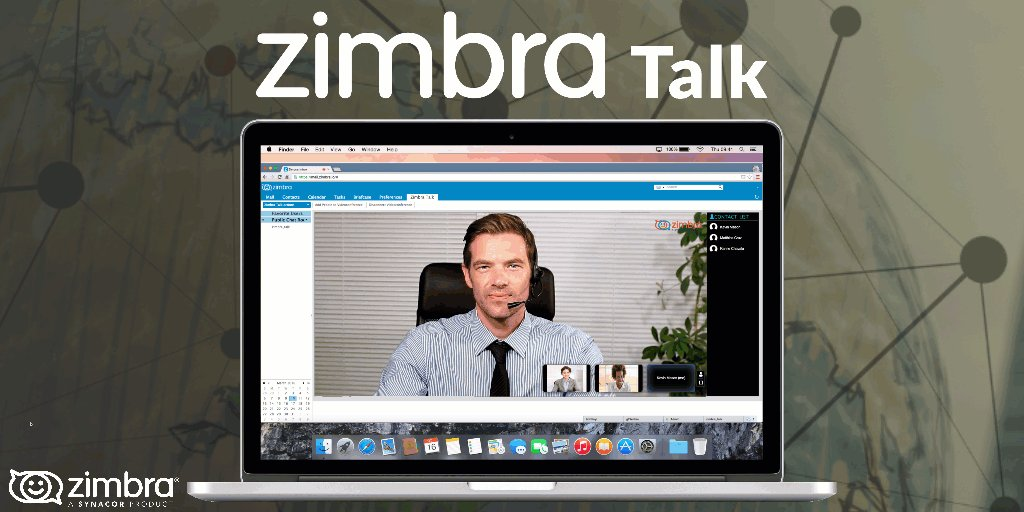 Synacor and VNC Announce Global OEM Agreement to extend Zimbra Email Collaboration Platform https://t.co/Gd1hZ0gMUj https://t.co/DrGafenVOS