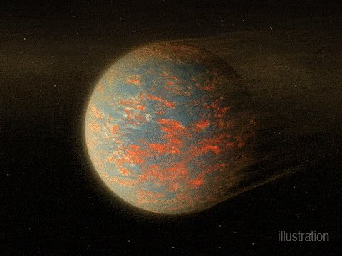 Lava World? Spitzer finds evidence for hot magma on super-Earth. https://t.co/VMsCgDmLeJ https://t.co/sq36lhqSSM