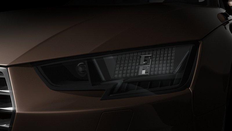表情を搭載した新たなライティング技術、Audiマトリクス顔文字LEDヘッドライト 誕生。 詳細はこちら: https://t.co/rrb4u1QEFk  #Audi #アウディ #Audiマトリクス顔文字LEDヘッドライト https://t.co/L0AHXTEE6v