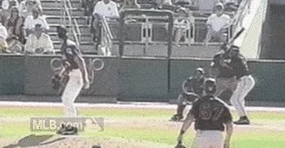 15 years later, watching Randy Johnson explode a bird with a baseball never gets old. ⚾️ https://t.co/pOaxHuOSfk