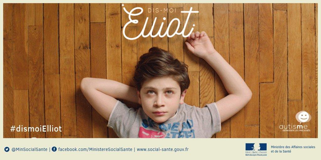 [#dismoiElliot] Participez à la campagne de lutte contre le préjugés sur l'#autisme en partageant ce message ! https://t.co/SZEaJS82p9