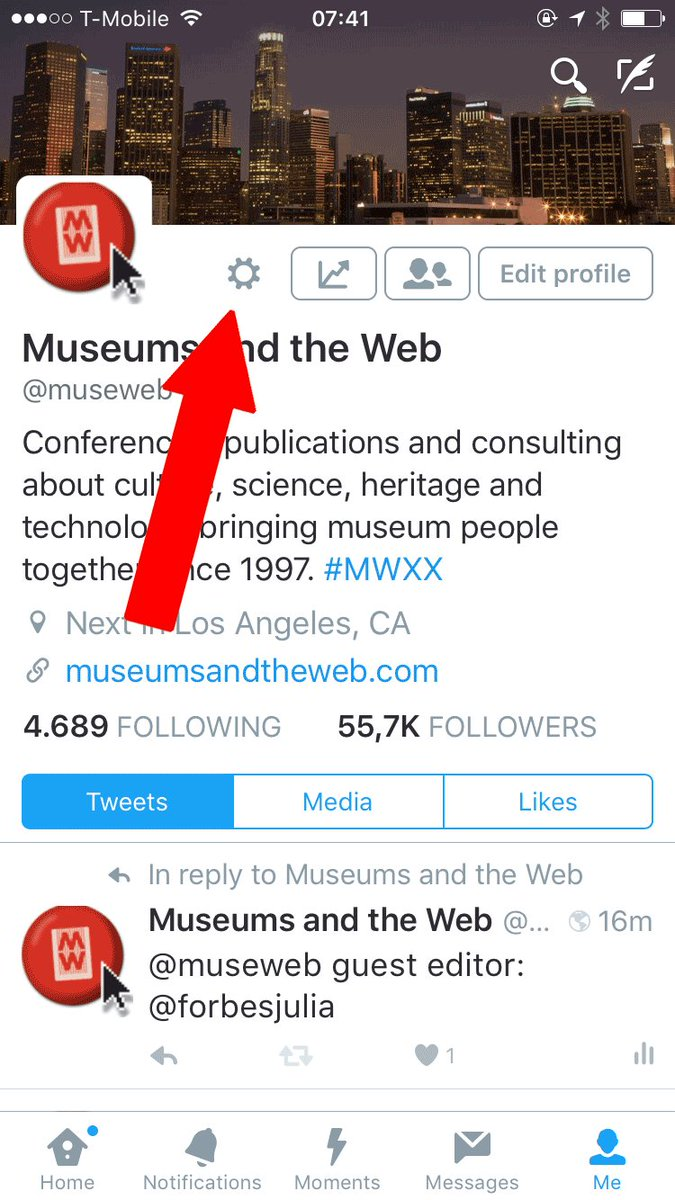 Wait, what? You can make images accessible on Twitter writing a description. Remember to do it in your tweets #MWXX https://t.co/m9PShelHav