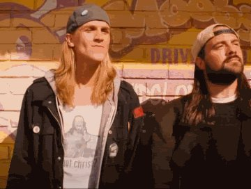 That moment right after you & your bestie buy tix to see @ThatKevinSmith & @JayMewes on 4/14 https://t.co/A6JJCw62fm https://t.co/NMSZEaePRF