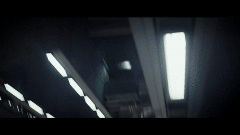 Quand tu cours pour chopper le dernier métro de la ligne 14 #RogueOne https://t.co/3cZEaijwSP