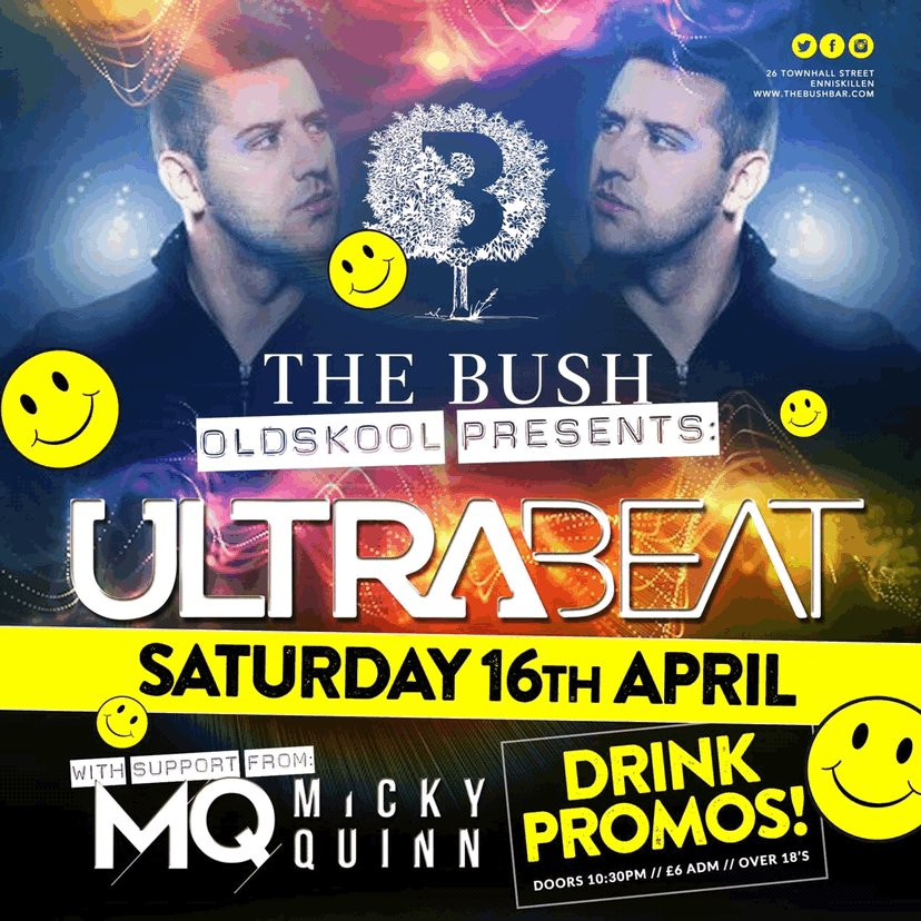 Who's coming to party with me & @chris_ultrabeat next Saturday night?   Gonna be an epic party! https://t.co/yYn31YzcsD