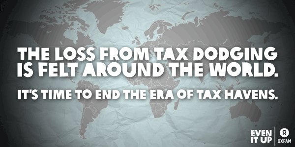 RT @Oxfam: Some $70bn is lost to world's poorest regions as a result of individuals' wealth being hidden offshore #endtaxhavens https://t.c…