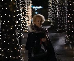 Doris Roberts always made my Christmas even more special with her wonderful holiday movies! I will miss her.