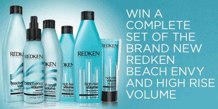 #rushredken #comp time #win this @redkenuk Beach Envy & High Rise set!  #RT #FOL to enter  https://t.co/U3V0fYfElY https://t.co/pphK9L1EeN