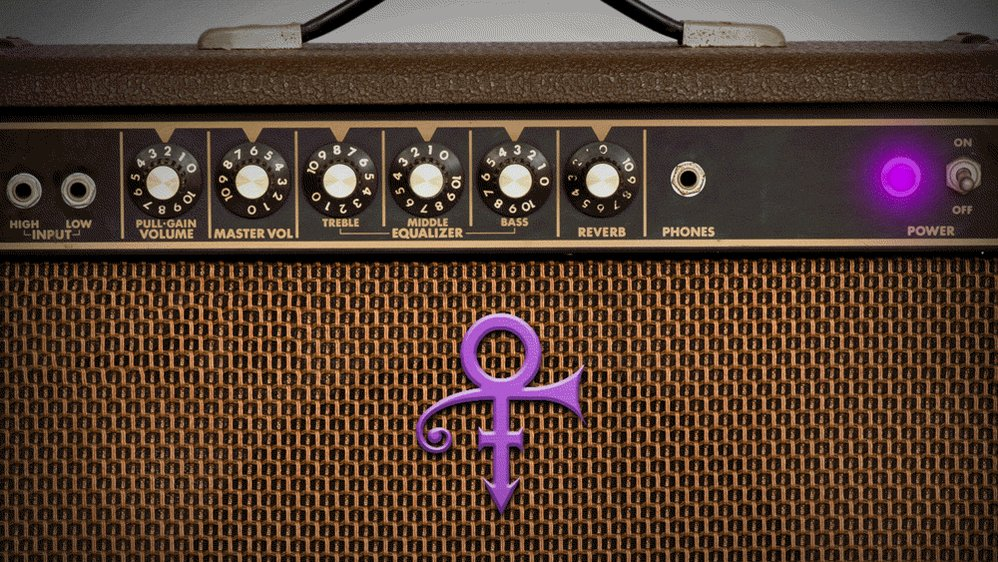 Purple will never sound the same. #Prince https://t.co/4ob1o6siYK