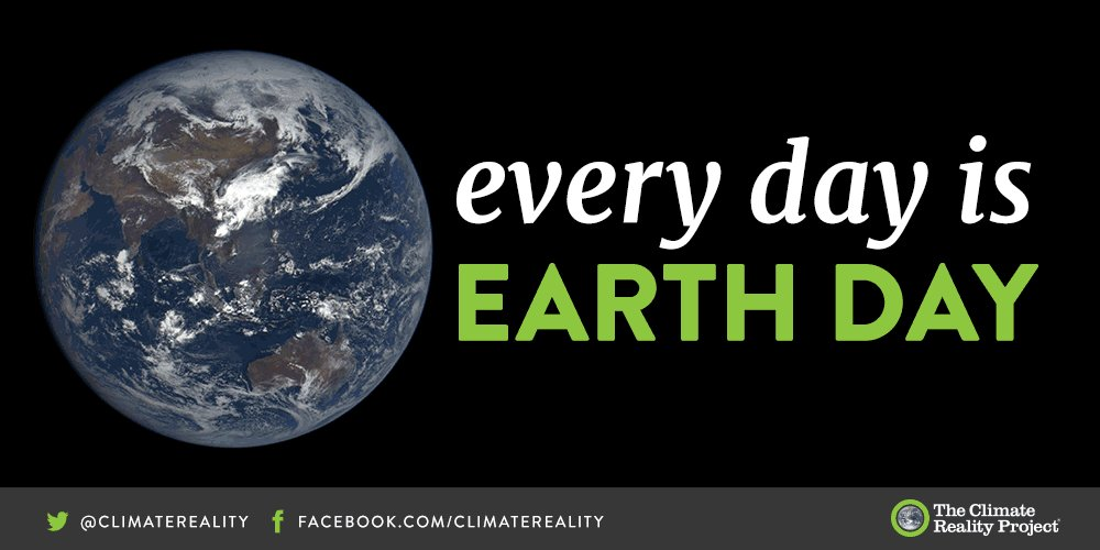The #ParisAgreement is proof we've made progress! But we can still take #ClimateAction, every day of the year. https://t.co/RDwDudrL7A