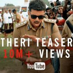 After all who can ignore @actorvijay charm! Congrats for the 300K THERI RECORD LIKES -> https://t.co/JLJZCDo1l0 https://t.co/eyamuKlbTl