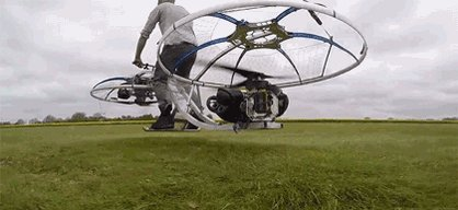 Mad scientist builds fully functional hoverbike, instantly becomes the internet's hero https://t.co/7CyDekSqBf https://t.co/gt24E07mlu