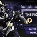 Josh Doctson is headed to the @Redskins! Congrats, @JDoc_son! #NFLDraft #GoFrogs https://t.co/7QVR01IVEd