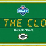 Were on the clock! ⏰ #PackersDraft https://t.co/JbjczK1WuH