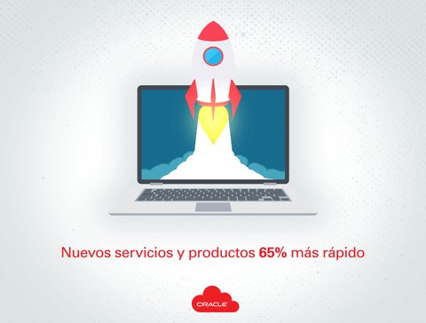 Oracle Cloud PaaS aumenta un 65% la rapidez con la que tu empresa desarrolla aplicaciones: https://t.co/lzSuIm1bU3 https://t.co/kA7wuJmxQZ