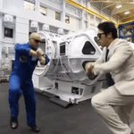 Get your groove on this #InternationalDanceDay with our @NASA_Johnson intern music videos: https://t.co/td2DGRLUBO https://t.co/DgGlvxz3gO