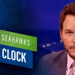 On..The..Clock! #SeahawksDraft #Pick94 https://t.co/eJSU4xOBao