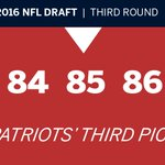 The Patriots add a quarterback to their roster in NC States Jacoby Brissett. https://t.co/W0hrbrJ3SE #NFLDraft https://t.co/oQX5H9VXzJ