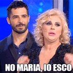 No Maria, io esco. #TrashItaliano https://t.co/XkL5RuuYBq