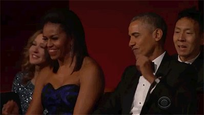 """Obama did shade her tho, """"We met Kendall Jenner tonight, lovely girl, not sure what she does ...."""""""