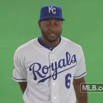 Due up for the #Royals in the 6th: #LoCain @TheRealHos35 #BigKen https://t.co/Naqt1w8cTH