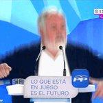 Arias Cañete ayudando al PP a ganar las elecciones ! https://t.co/SPyha7yQ4x