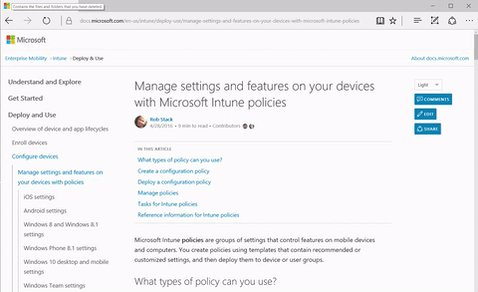 Introducing https://t.co/DZa6OuB0gA a common service for our technical docs at Microsoft https://t.co/VX9U4qs0CV