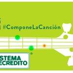 #ComponeLaCanción y gana con el #SISTEMAFEDECRÉDITO https://t.co/8HoQ4vN6y6