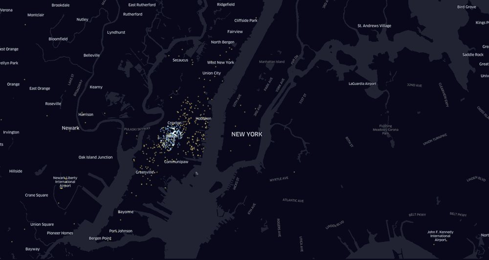 Some great data visualizations from @UberEng at https://t.co/r2CUBVku9Y https://t.co/qQDJoYjf2h