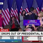Ted Cruz ends his campaign with a smooth elbow to his wifes face https://t.co/NCXDkR18f0