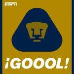 ¡Gol de Pumas! Ismael Sosa pone el 2-0 al minuto 80 sobre Táchira (2-1 global) https://t.co/2l8CbVCDZ7