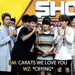 my happiest day of being Carat #Seventeen1stWin https://t.co/sv2nJnxGhM