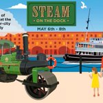 Sponsored: Looking for FREE family fun this weekend? Go to Steam on the Dock @theAlbertDock https://t.co/Zh278XWDwh https://t.co/zzK8sUvqxC