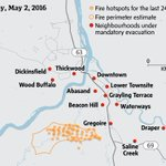 Latest on #FortMacFire - plus a look at how the hotspots spread https://t.co/hrXHshVG42 https://t.co/QR6dp7lx3S