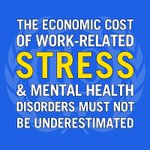 Work-related stress costs workers and employers billions of dollars each year. #safeday https://t.co/H4f2kzNGUu