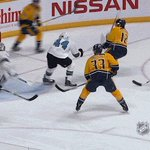 Mike Fisher ends it! Game 4 belongs to the @PredsNHL. #SJSvsNSH #StanleyCup https://t.co/zBmAbqNsFo