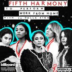 Its happening. May 22nd. Performing #WorkFromHome at the @BBMAs #5HBBMAs https://t.co/GZcSDksNr3