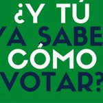 ¿Y tu ya sabes como votar? Este 15 de Mayo en la #BoletaA Nivel Presid., Vota #1 Por 4➕.  #SacCristobalPorMasDanilo https://t.co/BzSZEsYRiY